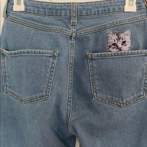 Paul & Joe Sister Cat Pocket Jeans